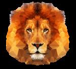 Leão Transparente